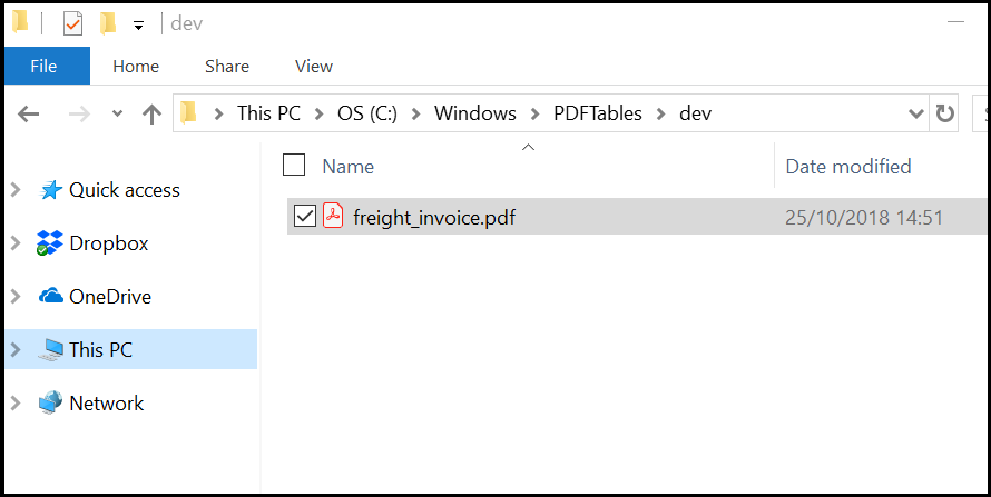 How to convert a PDF to a Google Doc — PDFTables