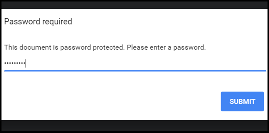 AEnter password