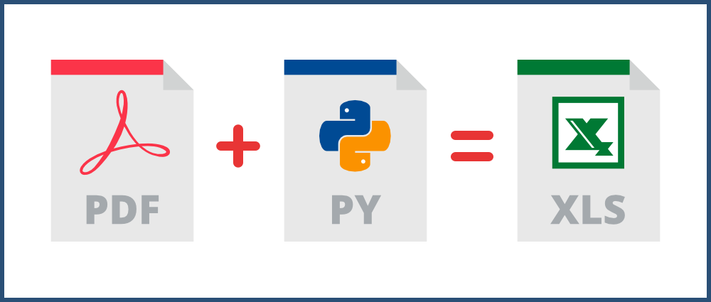 PDF to Excel with Python header