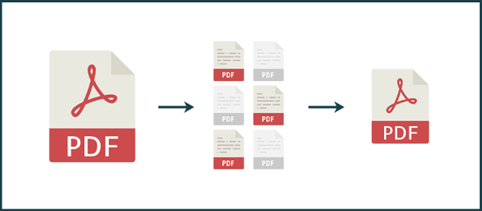 How to extract pages from a PDF document